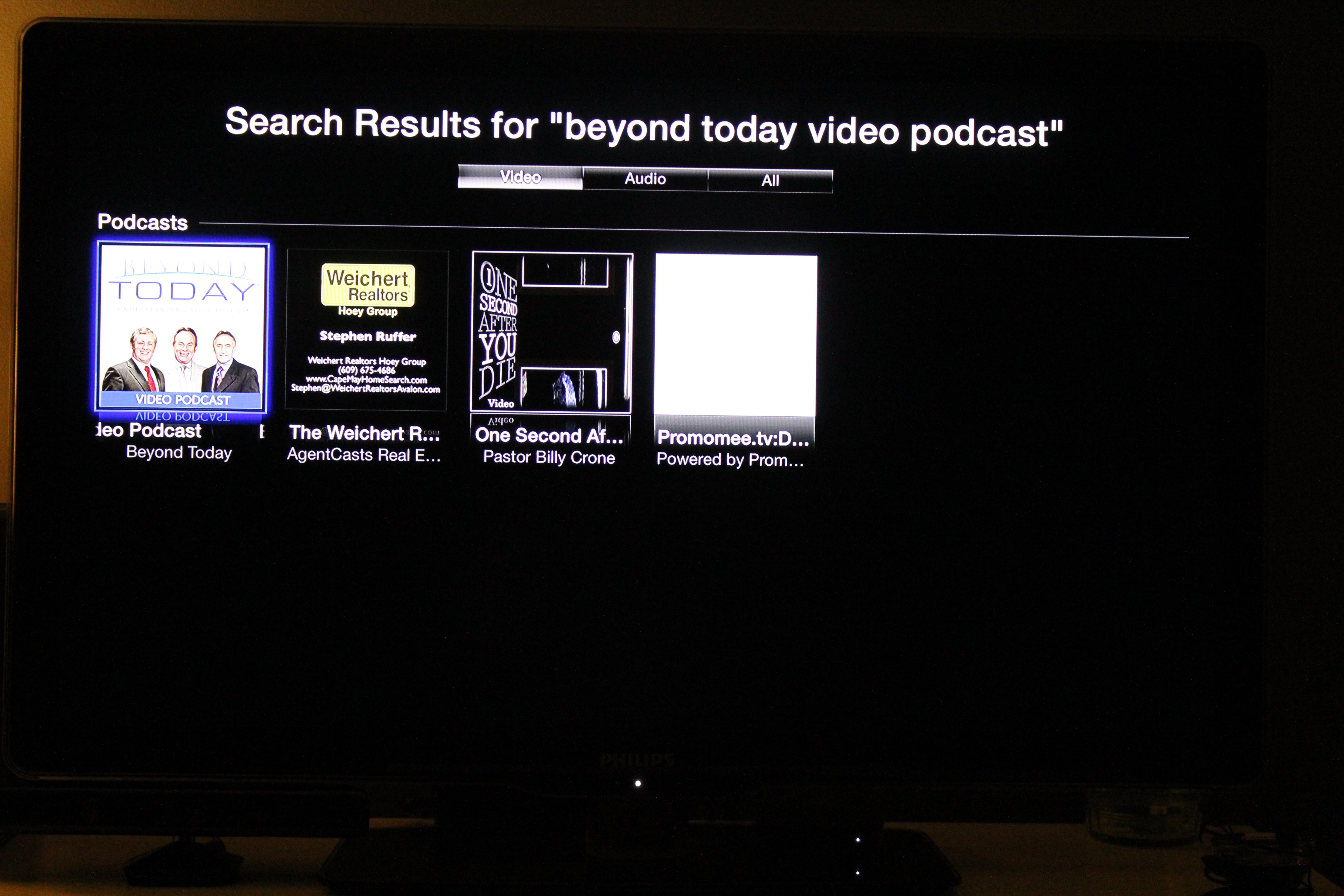 Select Beyond Today