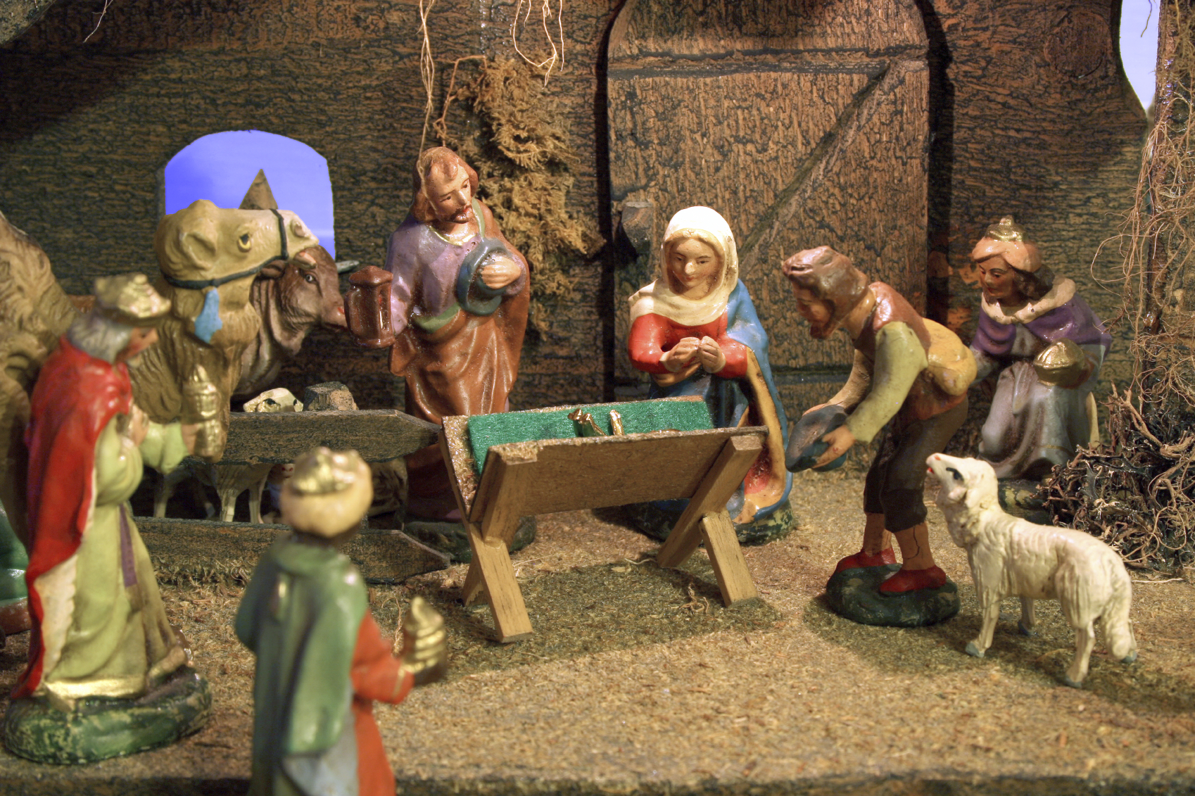 The Christmas Story Bible.The Real Nativity Story Surprising Truths You May Not Know