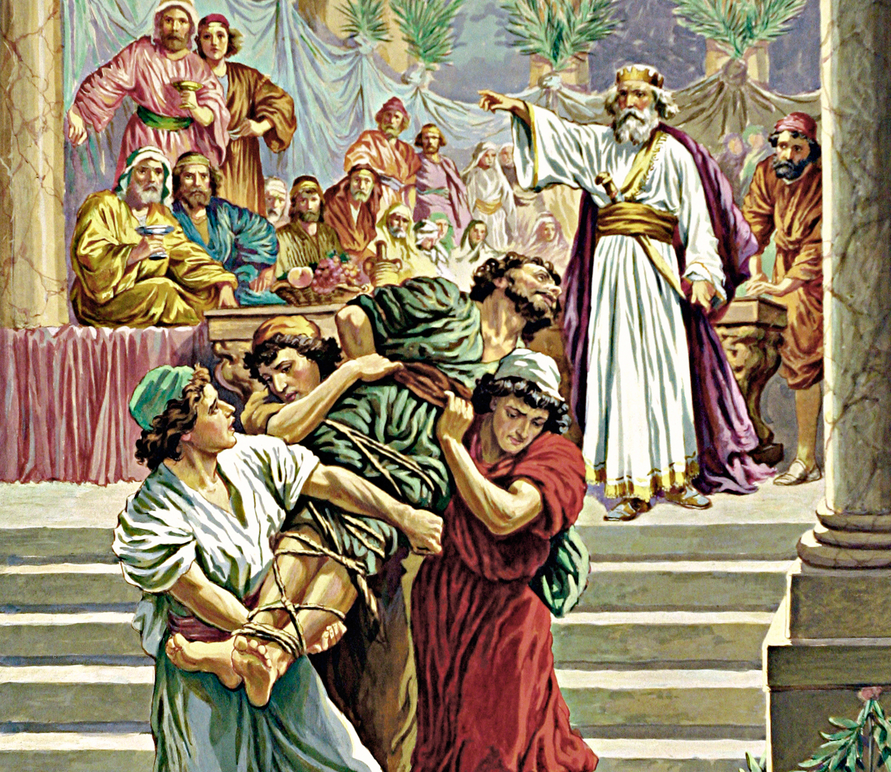 Lessons From the Parables: Matthew 22 - The Invitation to the Wedding Feast  | United Church of God