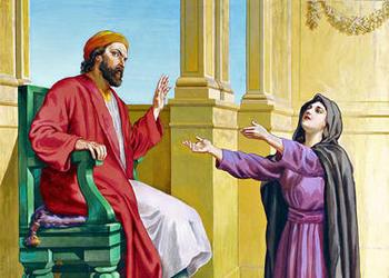 Resultado de imagem para Lucas 18,1-8