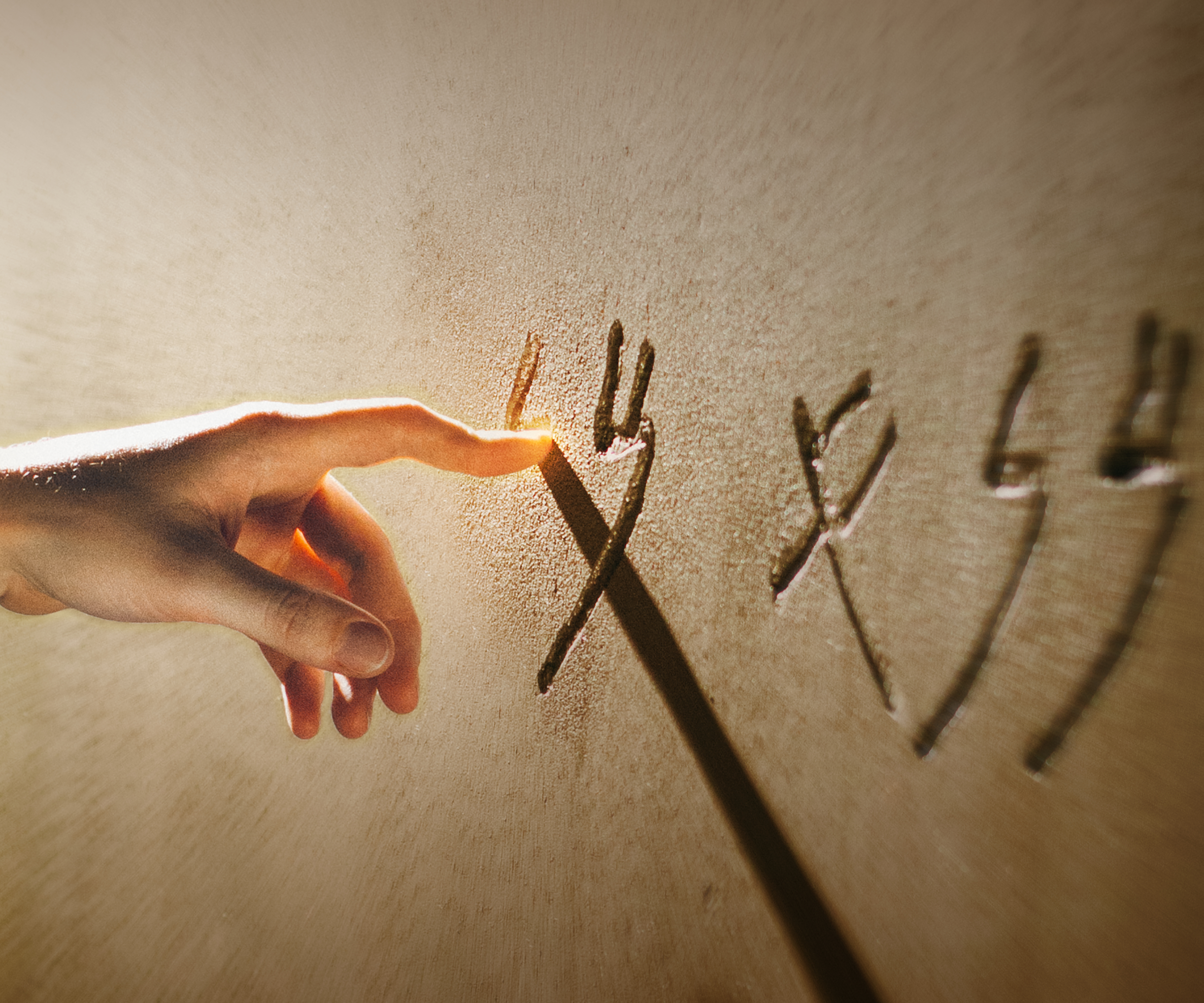 How to understand the fateful lines on the hand