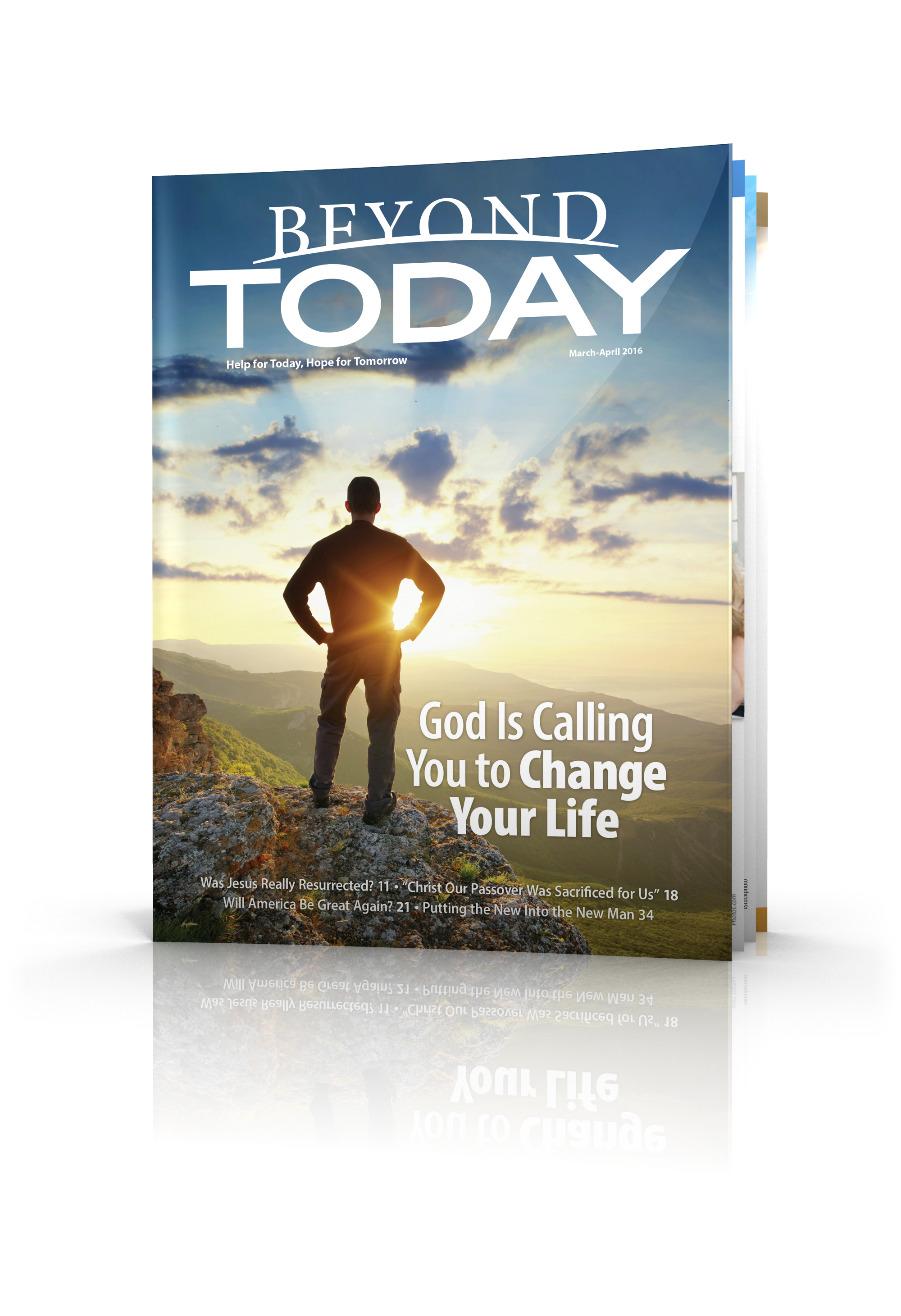 God Is Calling You to Change Your Life | United Church of God