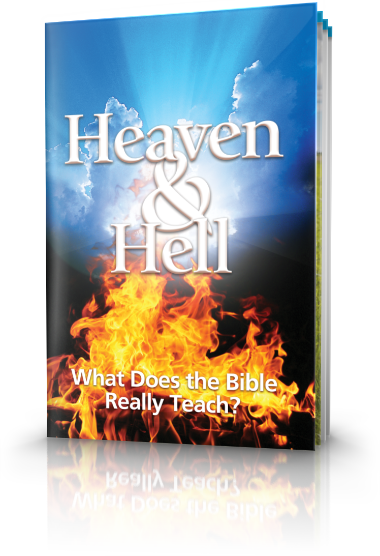 Believe in Heaven and Hell Do you think it looks exactly the way we are told 80
