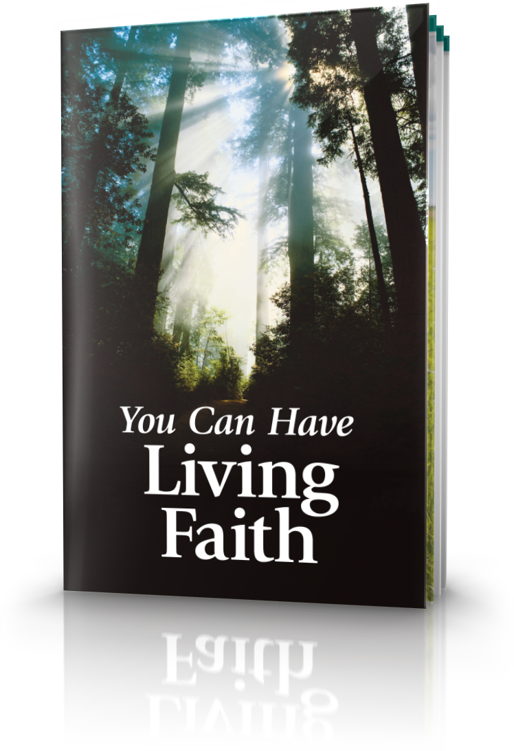 Appeared In You Can Have Living Faith