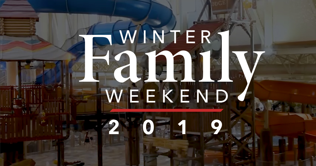 Winter Family Weekend 2018