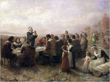Is Thanksgiving Rooted in a Biblical Festival?