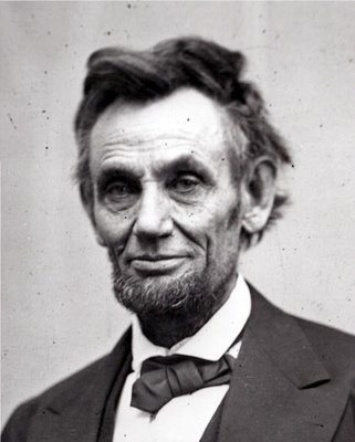 Penny's Tuppence (2 cents in Brit): Lincoln's Qualities ...
