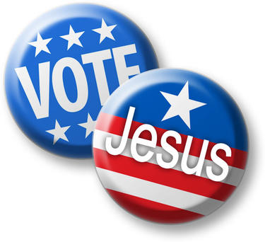 Would Americans Choose Jesus Christ as President?