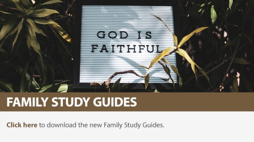 Family Study Guide: Faithfulness