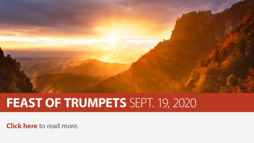 Feast of Trumpets 2020