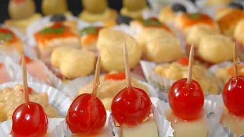 Unleavened Appetizers