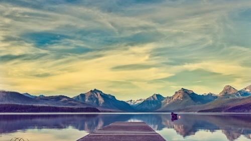 Glacier Country, Montana 2018
