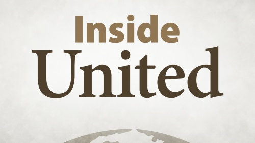 Inside United Podcast #130: Jorge & Kathy de Campos and Beverly Kubik - Angola