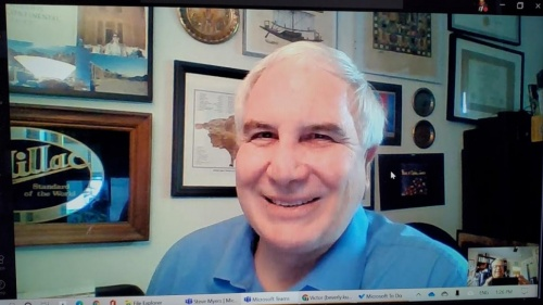 Inside United Podcast #189: Howard Marchbanks - Life Insurance