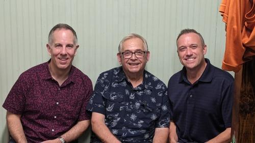 Inside United Podcast #215 Jay Ledbetter & Philip Aust – Planning for Camp Woodland