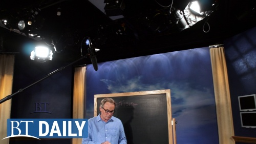 BT Daily -- Is Baptism Required for Salvation?
