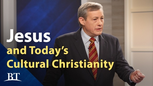 Beyond Today -- Jesus and Today's Cultural Christianity