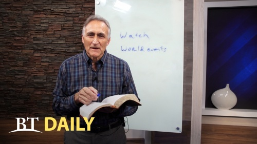 BT Daily: Watch - World Events