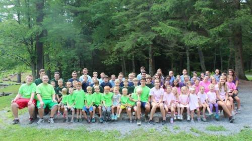 Preteen Camp Seven Mountains