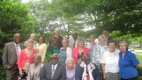 Seniors of the Columbia, Maryland, congregation and the York, Pennsylvania, congregation.