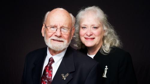 Glen and Connie White