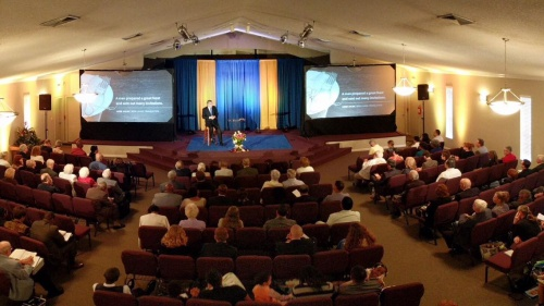 Beyond Today Live in Orlando, Florida.