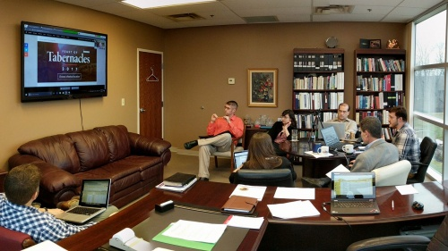 Feast conference web meeting.