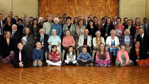 Perth/Bunbury, Western Australia congregation, July 16