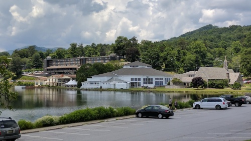 Convention center in Lake Junaluska, North Carolina where the Feast of Tabernacles will be held.