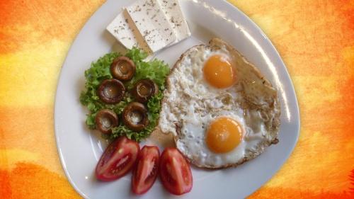 Unleavened Breakfast