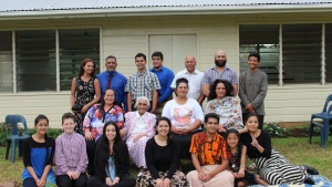 Feast of Tabernacles in Tonga.