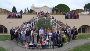 Feast of Tabernacles in Roquebrune-sur-Argens, France.