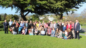 Feast of Tabernacles in Acacia Bay, New Zealand.
