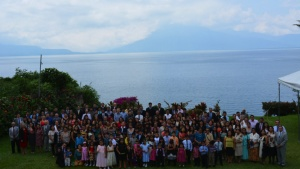 Feast of Tabernacles in Panajachel, Guatemala.