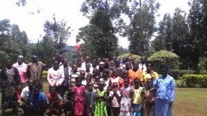 Ogembo, Kenya, Africa