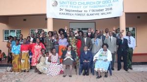 Feast of Tabernacles in Blantyre, Malawi.
