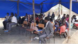 Chemba, Zimbabwe Feast Site
