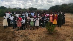 Feast of Tabernacles in Meru, Kenya