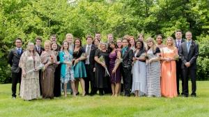 Ambassador Bible College class of 2016.