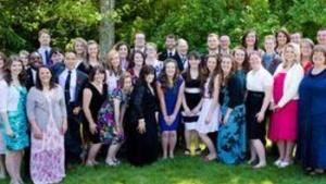 Ambassador Bible Center Class of 2014