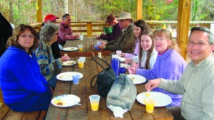 """Back to Nature"" Church Campout a Success"