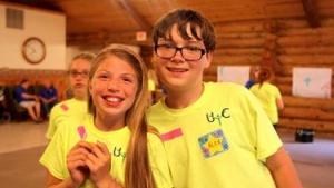 Camp Report: Preteen Camp Ironwood