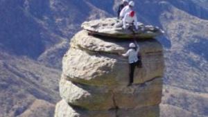 Challenger II—Rock Climbing Program Set for December