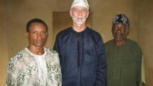 """""""Chance"""" Meeting, Protection Highlight Nigerian Trip"""