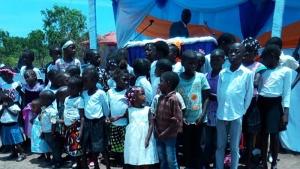 Feast in Angola