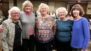 Ladies at the Garden Grove's Enrichment Weekend.