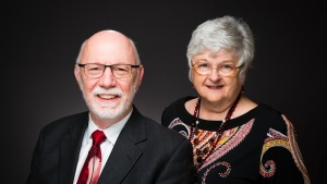 Frank & Sonia McCrady
