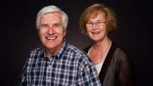 Steve and Evelyn Shafer