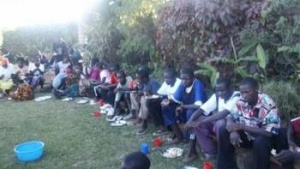 50 Campers Attend Youth Camp in Zambia