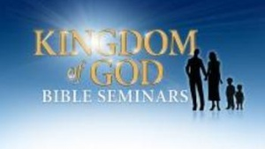 Kingdom of God Seminars: A Whole Church Effort. What is Your Part?